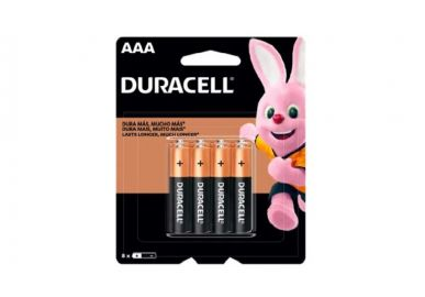 Pilas Duracell AAA – Pack 8 und